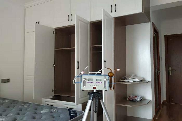 家庭室内空气质量检测