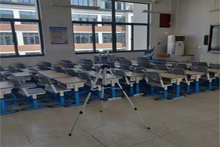 学校装修污染检测