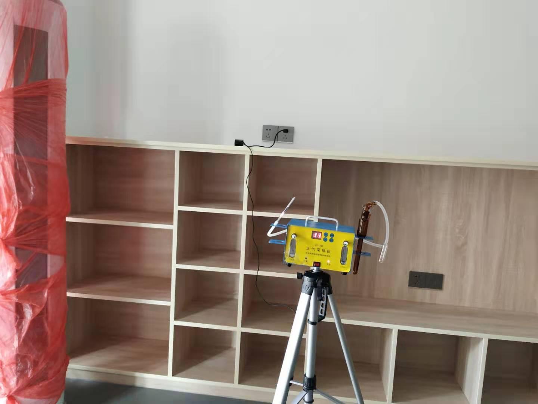 南昌松鼠教育机构室内空气检测案例