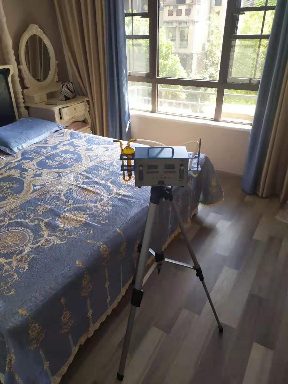 南昌东湖区党家巷小区家庭室内环境监测